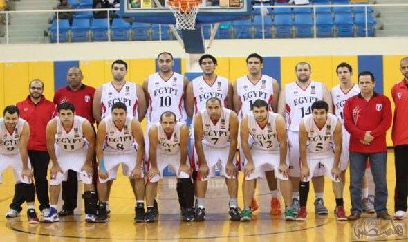 منتخب مصر للسلة يدخل معسكر مغلق في الإسكندرية Sports Basketball Egypt