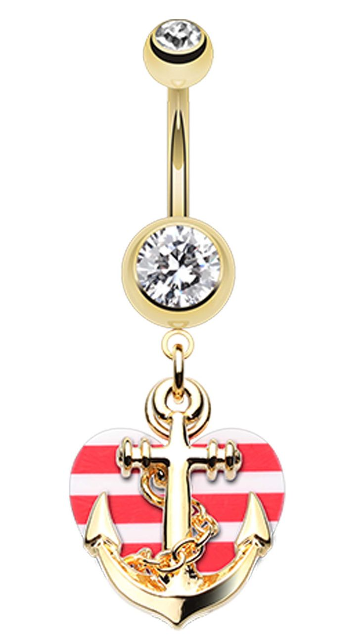Piercing your own belly button   best Jewelry images on Pinterest  Belly rings Jewelery and