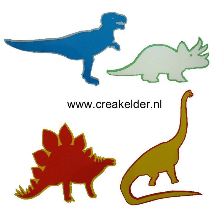 Dinosaurus traktatie dino traktatie