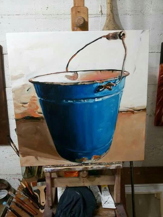 Pin By Mirjana On Andrej Cical 226 Art Art Bucket
