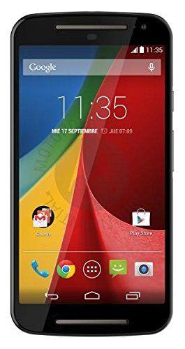 """Smartphone Motorola Moto G 2 de 5"""" negro #friki #android #iphone #computer #gadget"""