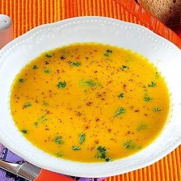 Recept Polévka Hokaido od lussy - Recept z kategorie Polévky