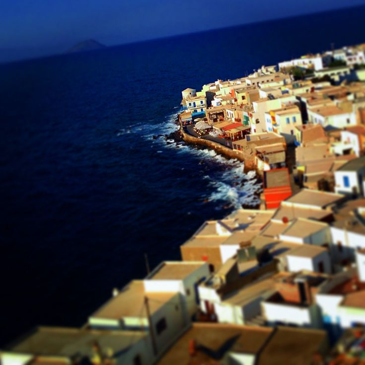 #Nisyros #island #view #mandraki #beautiful #greece