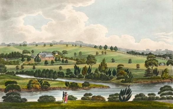 Joseph Lycett: the pastoral landscape in early colonial Australia   NGV