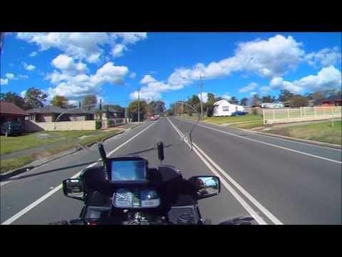 BMW K1100LT Rides 4 part 3
