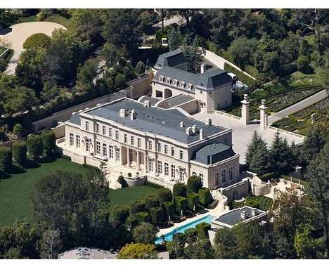 41 Mega Mansions - From Mariah Carey's Digs Tap the link now to see where the world's leading interior designers purchase their beautifully crafted, hand picked kitchen, bath and bar and prep faucets to outfit their unique designs.