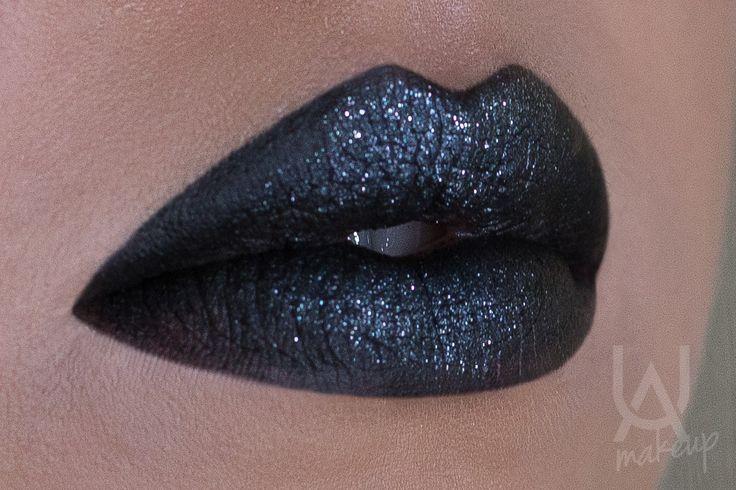 Dark, cosmic lips
