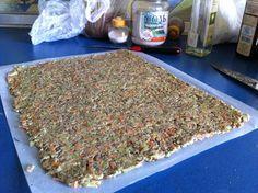 Нежаренные кабачковые оладушки (сыроедные) - рецепты сыроедческие