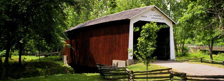Puentes cubiertos de Parke County