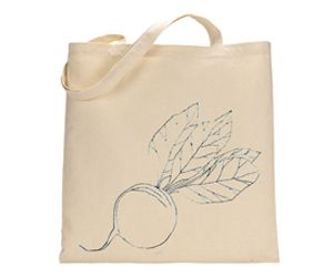 Beetroot bag
