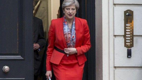 Wahl in Großbritannien: Nach Wahlschlappe: Berater von Theresa May legen Ämter nieder - Politik - Aktuelle Politik-Nachrichten - Augsburger Allgemeine