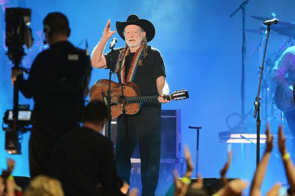 Willie Nelson Photos Photos - Willie Nelson performs onstage at the 2012 CMT Music awards at the Bridgestone Arena on June 6, 2012 in Nashville, Tennessee. - 2012 CMT Music Awards - Show