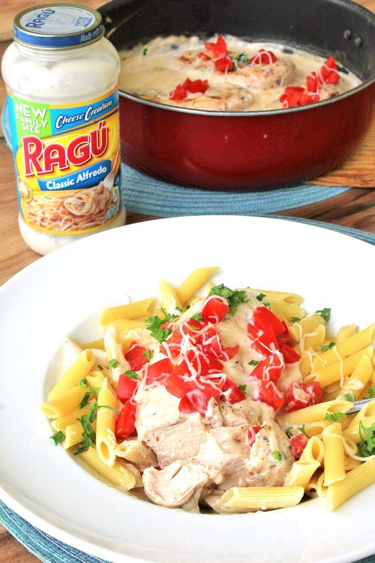 Looking for quick and easy meal solutions?  Check out the RAGU® BOGO offer at Publix and try my Grilled Italian Chicken Alfredo with Tomatoes Recipe. Now through Wednesday, October 11th, head to your local Publix store for the RAGU BOGO event.  This is a great time for you to stock up on RAGÚ Family Size Cheese Creations Classic Alfredo Pasta Sauce while saving some money. Come read all about this event and my recipe.  #ad