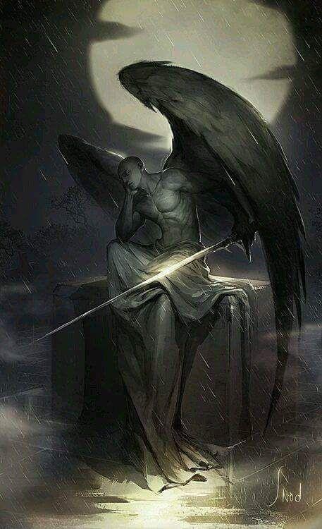 #MDM #warrior angel #wings