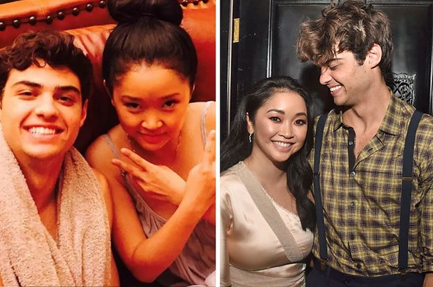 39 Times The To All The Boys I Ve Loved Before Cast Were