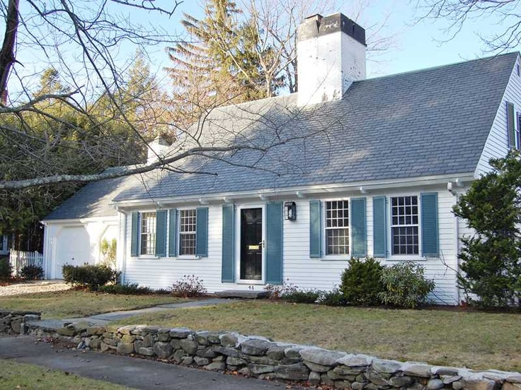 17 best images about royal barry wills on pinterest home for Simple cape cod house plans