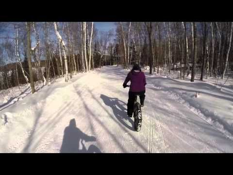 Celebrate the Great Canadian Winter in Algonquin and Arrowhead Provincial Parks! What an adventure!