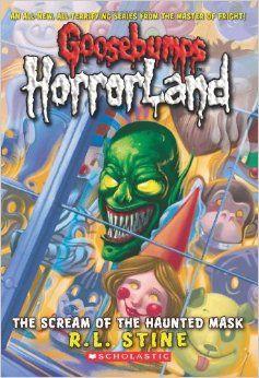 The Scream of the Haunted Mask | Goosebumps Horrorland ...