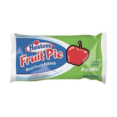 Hostess Fruit Pie in Apple