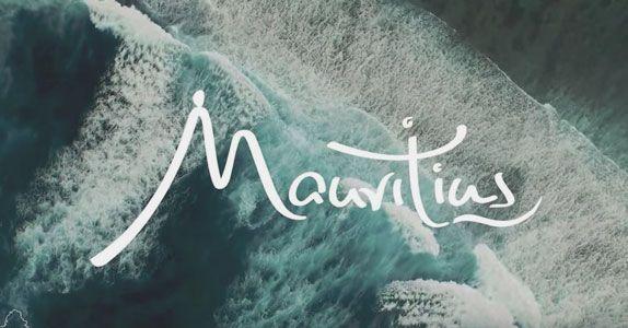 Une campagne ensoleillée invitant au voyage à lIle Maurice