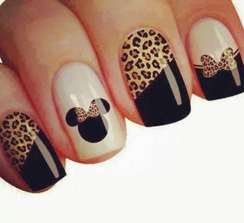 Para todas las fans de Disney, hoy les proponemos un  tutorial de uñas decoradas  que no pueden dejar de realizar. Las uñas decoradas Disney...