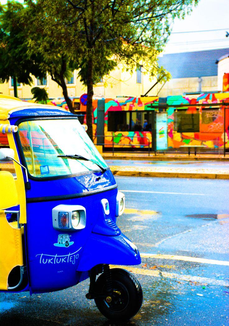#tuktuktejo #lisbon