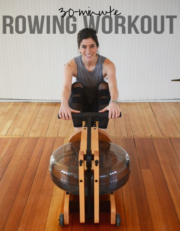 If you're new to #rowing, you may want to bookmark/pin this #workout for later and wait for me to post a how-to guide for proper rowing form, which is coming soon.