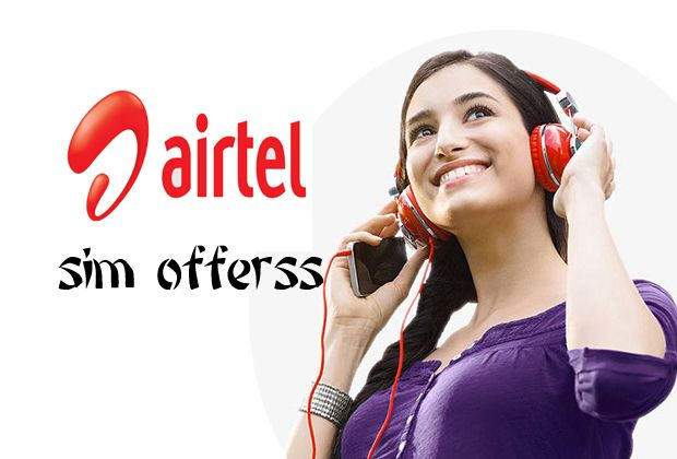 Top 5 Airtel SIM Offers You Should Know About. Get the latest Airtel SIM Offers from here.
