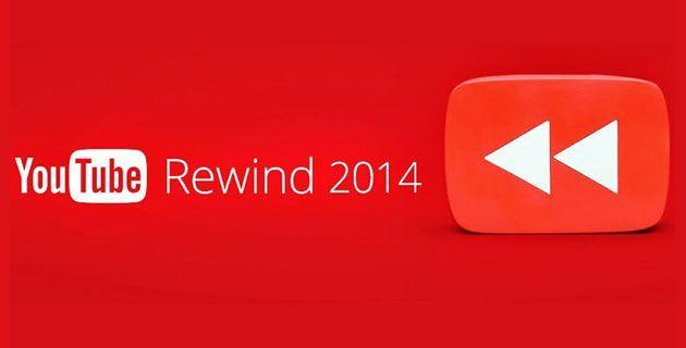 YouTube'da 2014′ün En Popüler Videoları Belli Oldu!