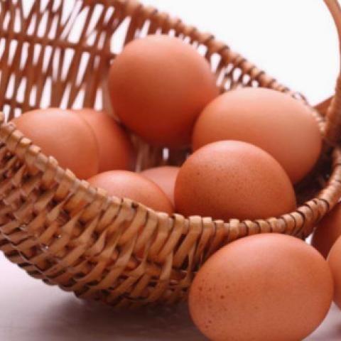 El huevo y el colesterol.