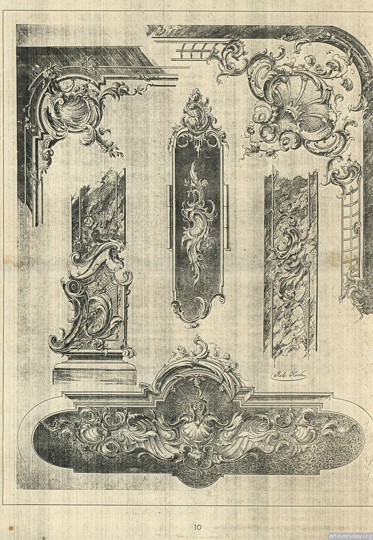 Rococo_Motive_von_Robert_Koch_3.jpg (1000×1449)