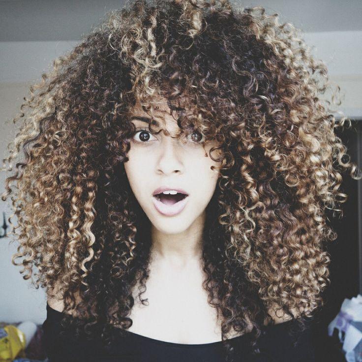 I want my hair this colour