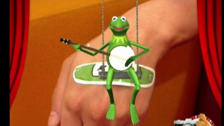 See-muppets-on-your-band-aid-with-new-ar-app-video--954e79562e - i love this initiative from J, what a great way to encourage parents to buy Band-Aid as their kids experience something fun to distract them from pain