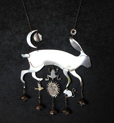 Silver hare . . .