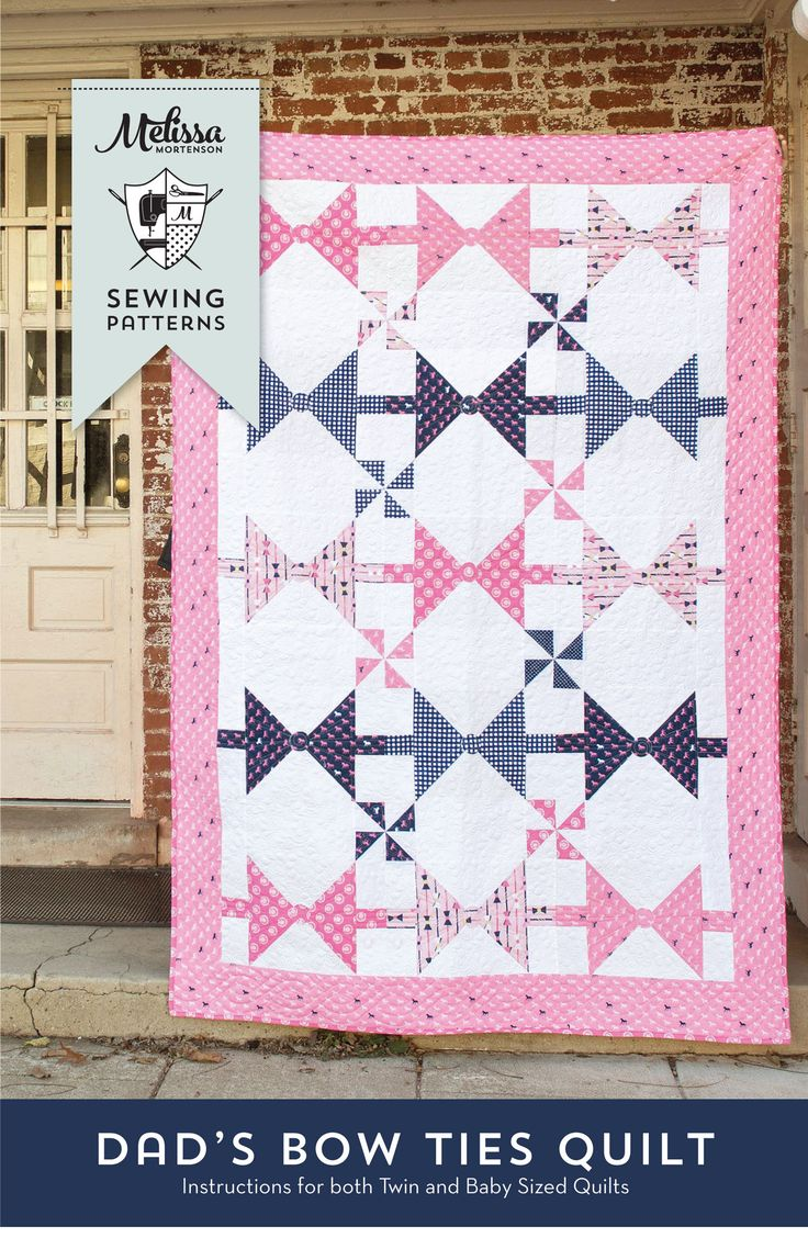 New Bow Tie Quilt Pattern
