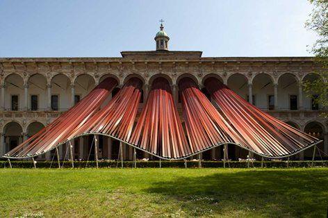 Invisible borders - Università Statale - Milan, Milan, 2016 - MAD architects
