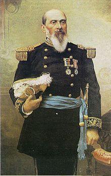 Coronel Orozimbo Barbosa (1838-1891) 1856 ingresa al ejército como Subteniente del Buin. 1858 asciende a Teniente, participa en la guerra civil de 1859. 1861 asciende a Capitán. Participa en la guerra de la araucanía y en la guerra contra España. 1879 fue designado comandante el Batallón Cazadores del Desierto. Diciembre de 1879 fue nombrado Comandante del Regimiento Lautaro.Luchó en Tacna, Morro de Arica, Torata, Pachacamac, Chorrillos, Miraflores. Fue asesinado durante la guerra civil de…