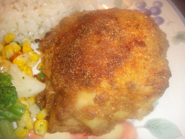 ADOBE SPICY Oven-Fried CHICKEN ** Jalapenos * Mustard ...