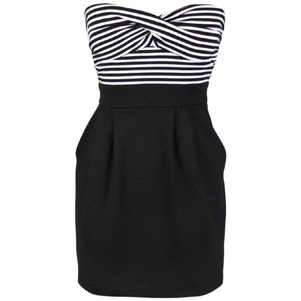 Do the Twist Dress, found on polyvore.com