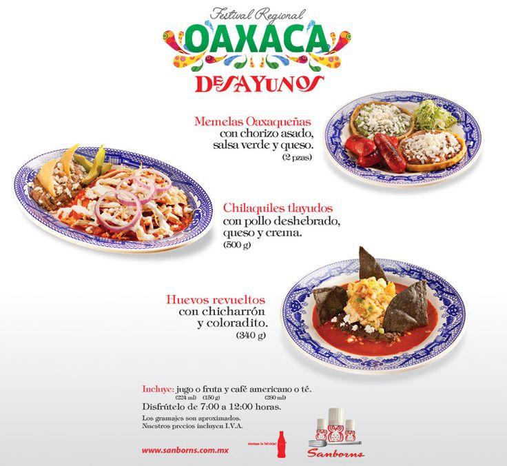 Desayunos sanborns julio 15 platillos de cafeterias for Menu de sanborns