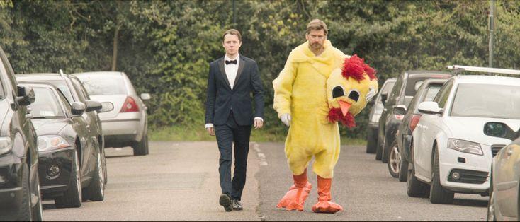 JamesDarcy.net - fan site - Scottish Premiere of Chicken/Egg