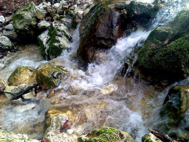 Acqua Fredda - Monte Cucco