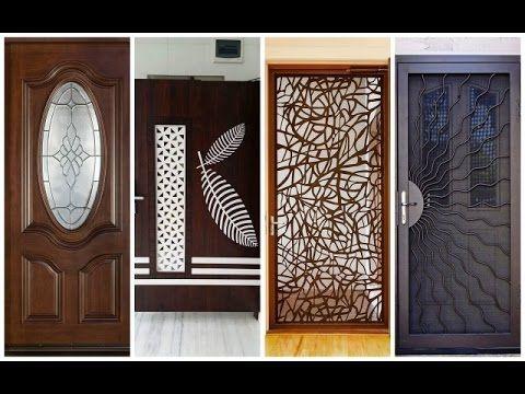 Top 42 Modern Front Door Designs catalogue 2016!!