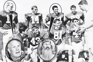 Duck Dynasty-- Phil Roberson & Terry Bradshaw