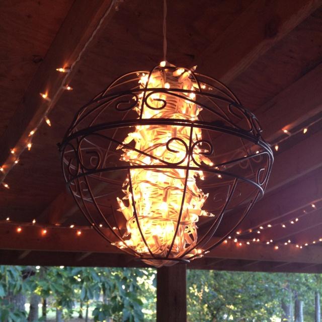 Christmas Yard Lights