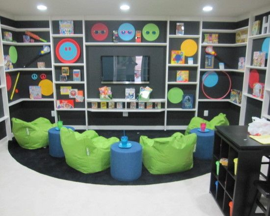 Kids Playroom Design, Pictures, Remodel, Decor and Ideas – page 34