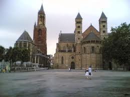 Maastricht, Vrijthof, Sint Jan and Sint Servaas