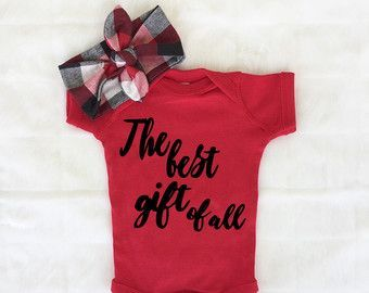493 Best Baby Christmas Outfits Images On Pinterest Baby Fever