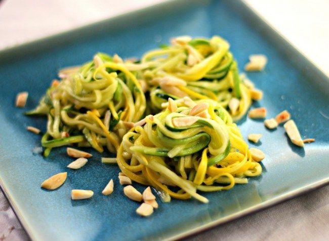 Dieta Alcalina Ricetta #14# Insalata di zucchine