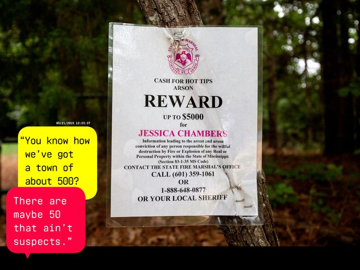 Who Set Jessica Chambers On Fire? The Internet Is Trying To Find Out - BuzzFeed News